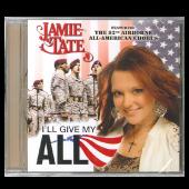 Jamie Tate CD- I'll Give My All