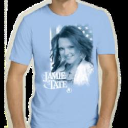 Jamie Tate Light Blue Tee