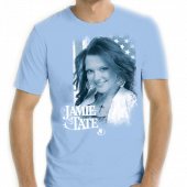 Jamie Tate Light Blue Tee