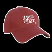 Jamie Tate Red Ballcap